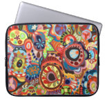 Colourful Abstract Laptop Sleeve