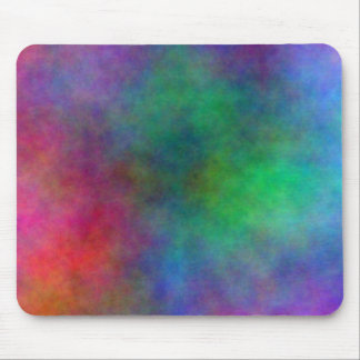 Colourful Abstract Mouse Pad