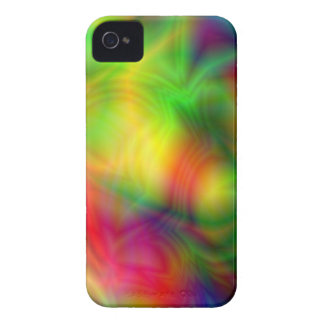 Colourful Abstraction BlackBerry Case