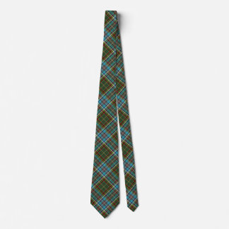Colourful Anderson Tartan Plaid Neck Tie