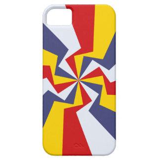 Colourful Background iPhone 5 Case