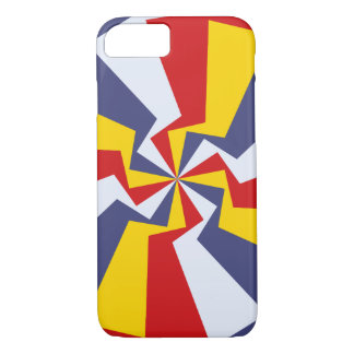Colourful Background iPhone 7 Case