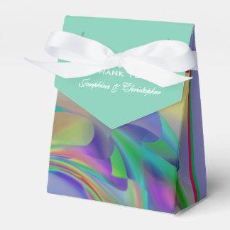 Colourful Bird Design Party Favour Boxes
