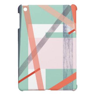 Colourful Blocks Case For The iPad Mini