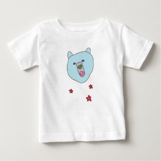 Colourful Canada Geese T-Shirt for Babies