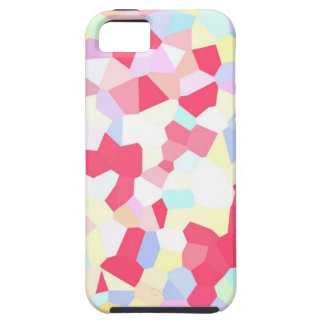 COLOURFUL CANDY ROCKS DIGITAL WALLPAPER BACKGROUND iPhone 5 CASE