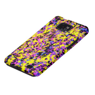 Colourful Samsung Galaxy S2 Cover