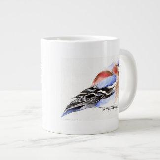 Colourful Chaffinch 2011 Jumbo Mug