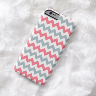 Colourful Chevron iPhone 6 case Barely There iPhone 6 Case