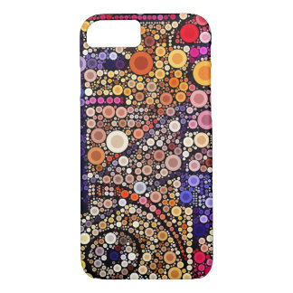 Colourful Circles Mosaic Southwestern iPhone 7 iPhone 8/7 Case