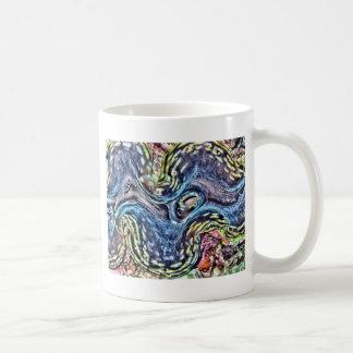 Colourful Clam Coffee Mug