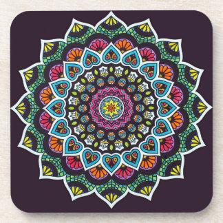 Colourful Coaster