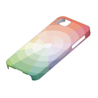 Colourful Colour Wheel iPhone 5 Cases