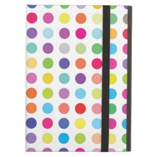 Colourful Dots - iPad Air Case