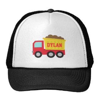 Colourful Dump Truck, Construction Vehicle for Boy Cap
