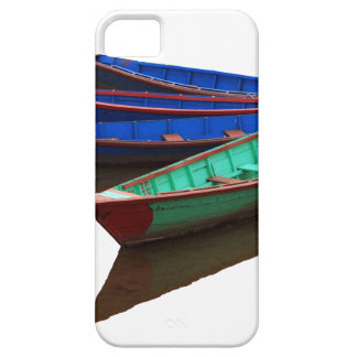 Colourful Fishing Boats Case For The iPhone 5