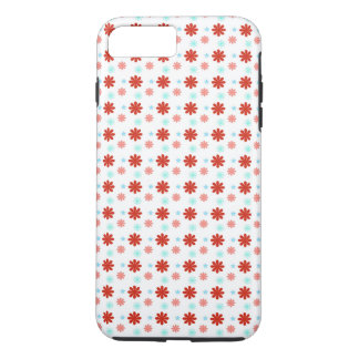 Colourful Floral Pattern iPhone 7 Plus Case