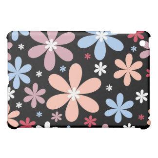 Colourful Flowers iPad Case