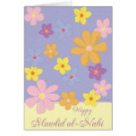 Colourful Flowers - Mawlid al-Nabi