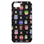Colourful Fun Cartoon Owl iPhone 5 Case