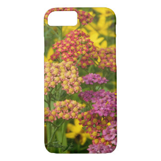 Colourful Garden Flowers iPhone Case