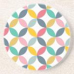 Colourful Geometric  Modern Pattern
