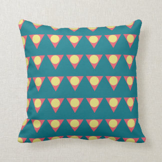 colourful Geometric pillow