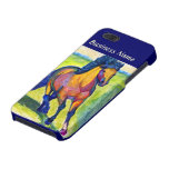 Colourful Horse iPhone 5 Covers