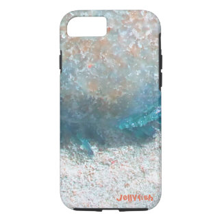 Colourful Jellyfish iphone cover