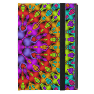 Colourful Kaleidoscope Pattterns Case For iPad Mini