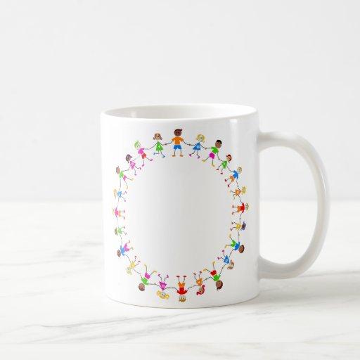 Colourful Kids Mugs