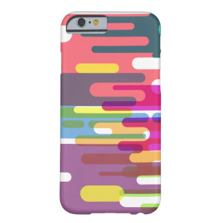 Colourful Line Pattern iPhone 6/6s Case
