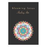 Colourful Lotus Flower  Mandala Healing Arts