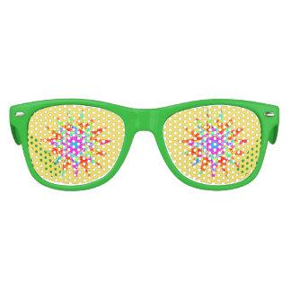 Colourful magic Stars Kids Sunglasses