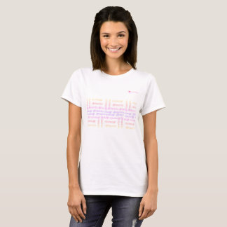 Colourful Memories T-Shirt