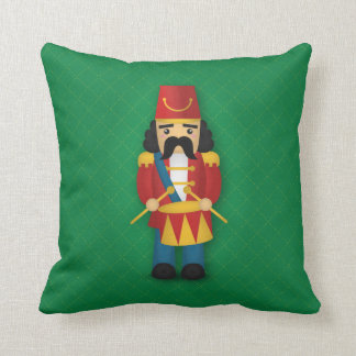 Colourful Military Drummer Soldier for Kids Cushion