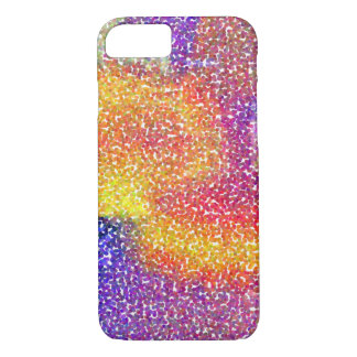 colourful mix iPhone 7 case