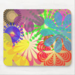 Colourful Mouse Mat