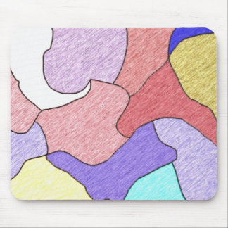 Colourful Mouse Pad