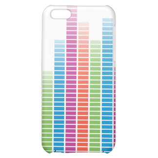 Colourful Music Beats In Nature iPhone 5C Cover