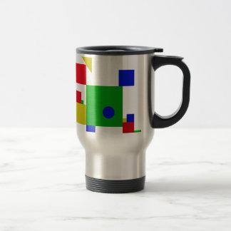 Colourful one travel mug