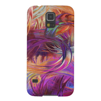 Colourful painting case for galaxy s5