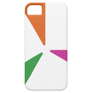 Colourful Pattern 3 Colours Case For The iPhone 5