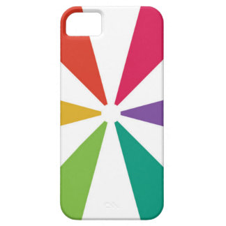 Colourful Pattern 6 Colours Case For The iPhone 5