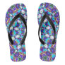 Colourful Pattern Design Thongs
