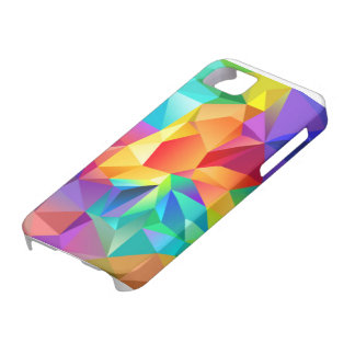 Colourful Pattern iPhone case