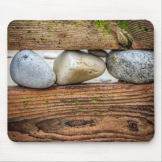Colourful Pebbles Mouse Pad