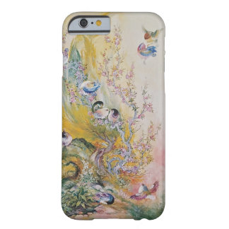 Colourful Pink Birds in Nature iPhone 6 Plus Case