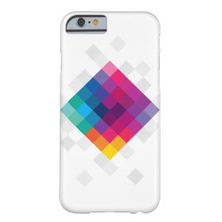 Colourful Polygon iPhone 6/6s, Barely There Barely There iPhone 6 Case