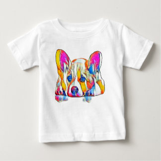 Colourful puppy baby T-Shirt